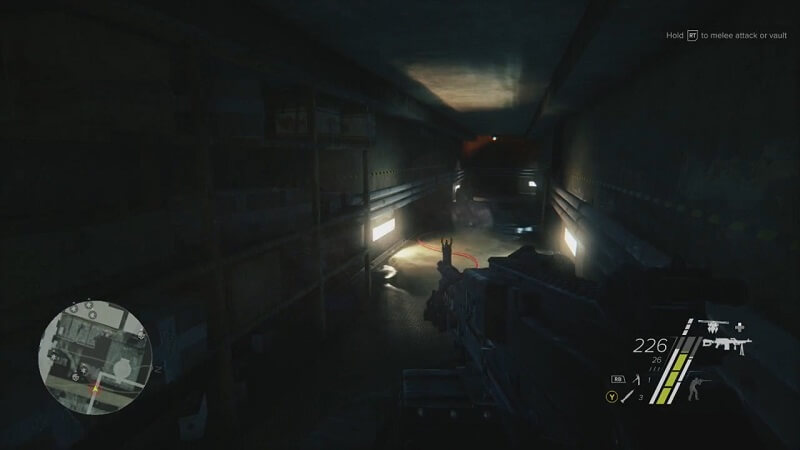 Ghost Warrior 3 tunnels