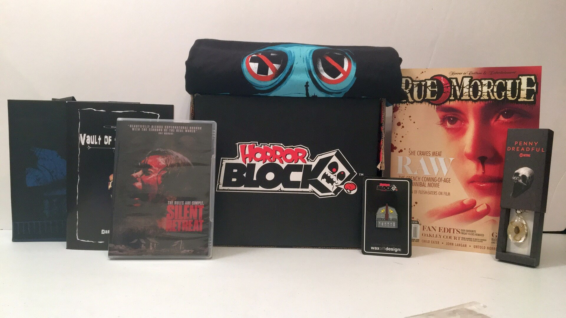 Horror Block: Amityville Horror, Penny Dreadful, and More - Review