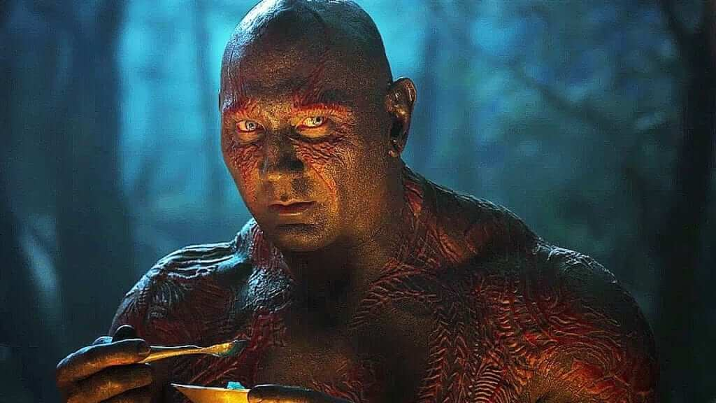 Dave Bautista Didn't Like His Role as Drax in Guardians of the Galaxy at First