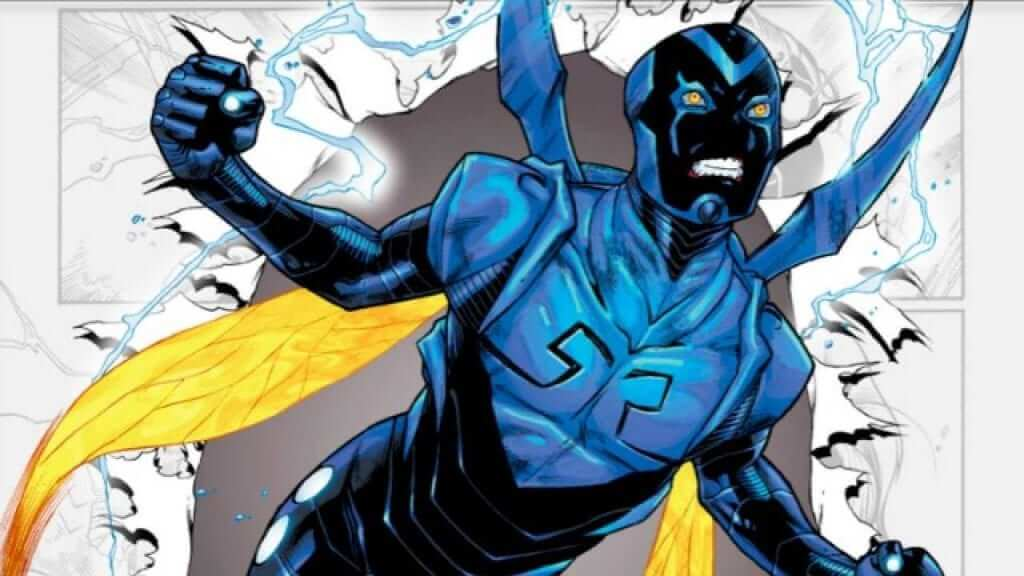 Did You Know DC's Blue Beetle Almost Had His Own Live Adaptation TV Show?