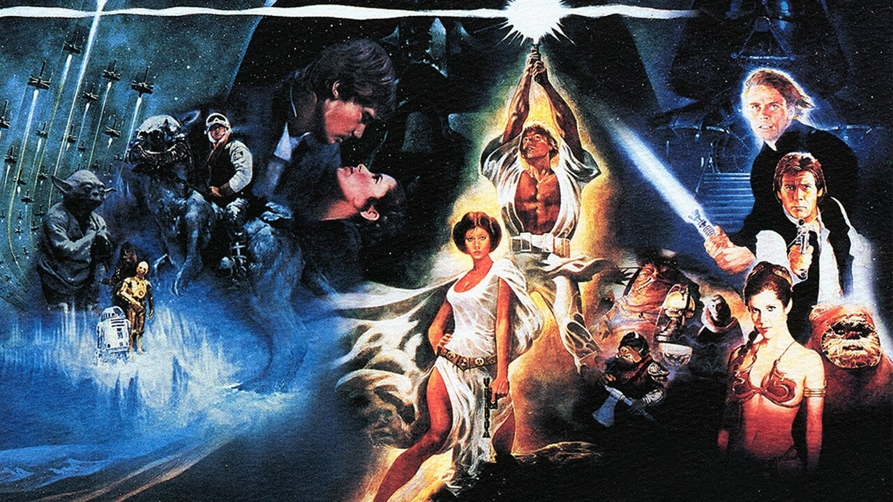 Celebrating 40 Years of Star Wars, and Many More to Come