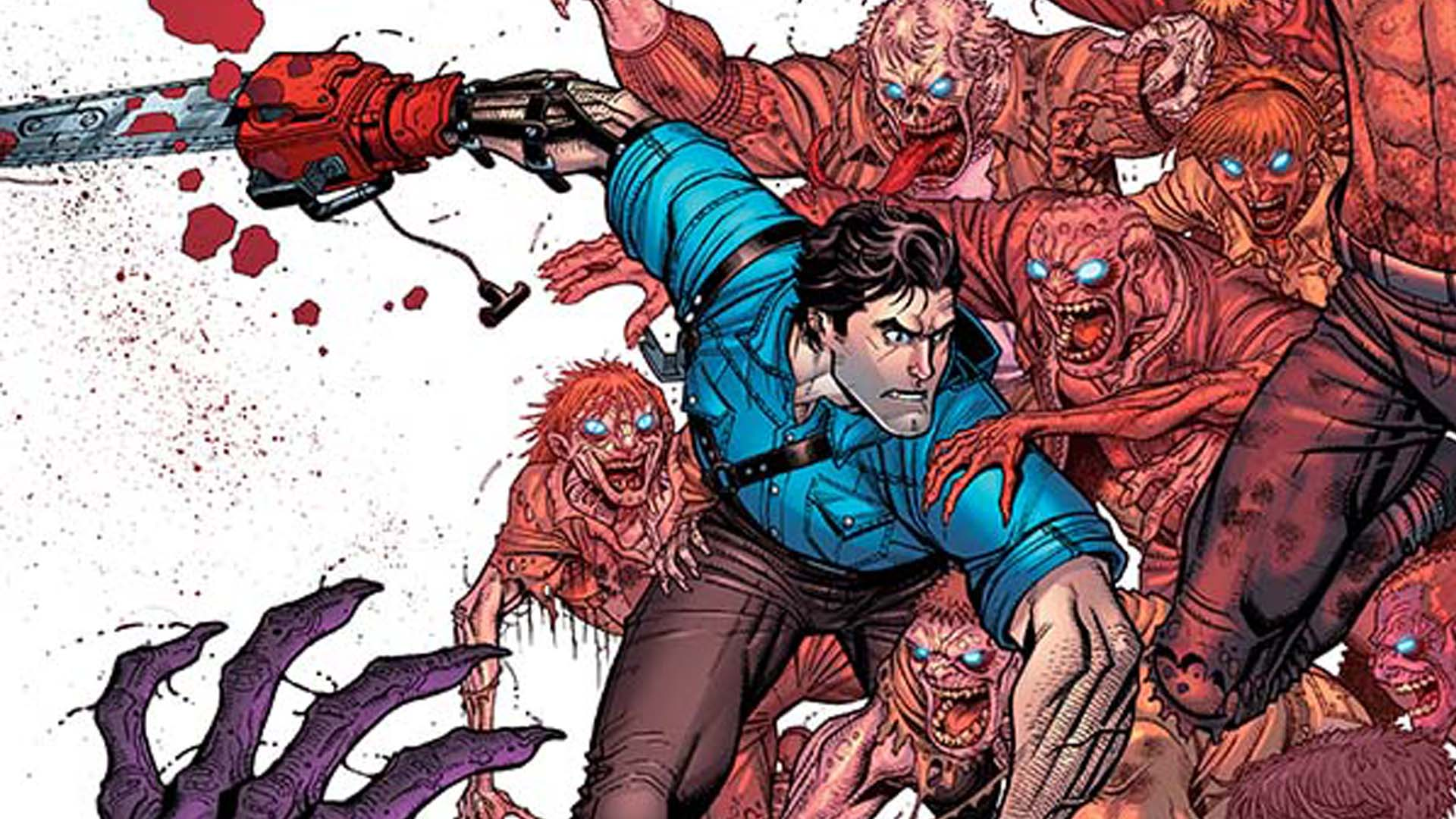 Ash Vs. The Army Of Darkness Review #0