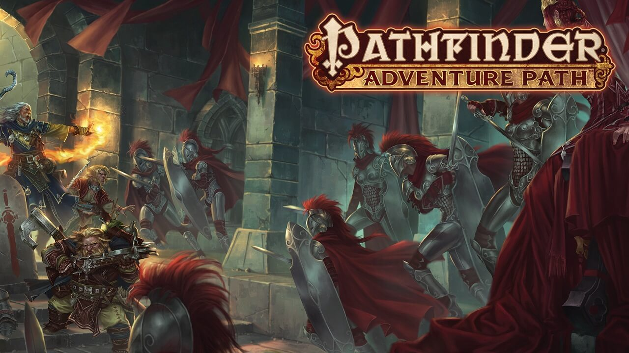 Pathfinder Adventure Path: Curse of the Crimson Throne Review