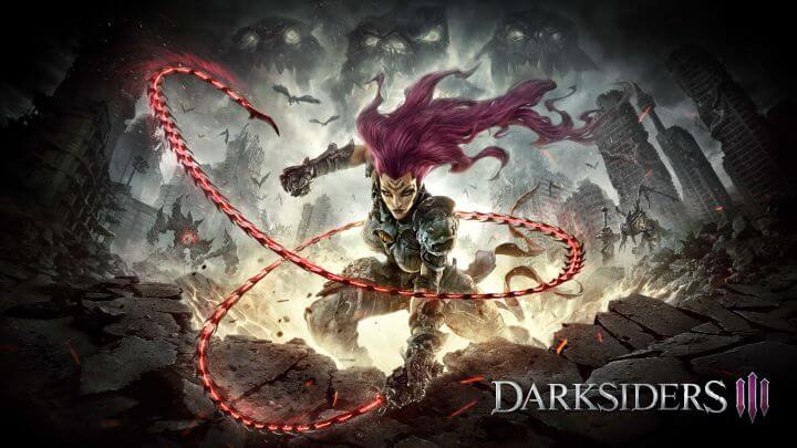 Darksiders 3 Announced By THQ Nordic