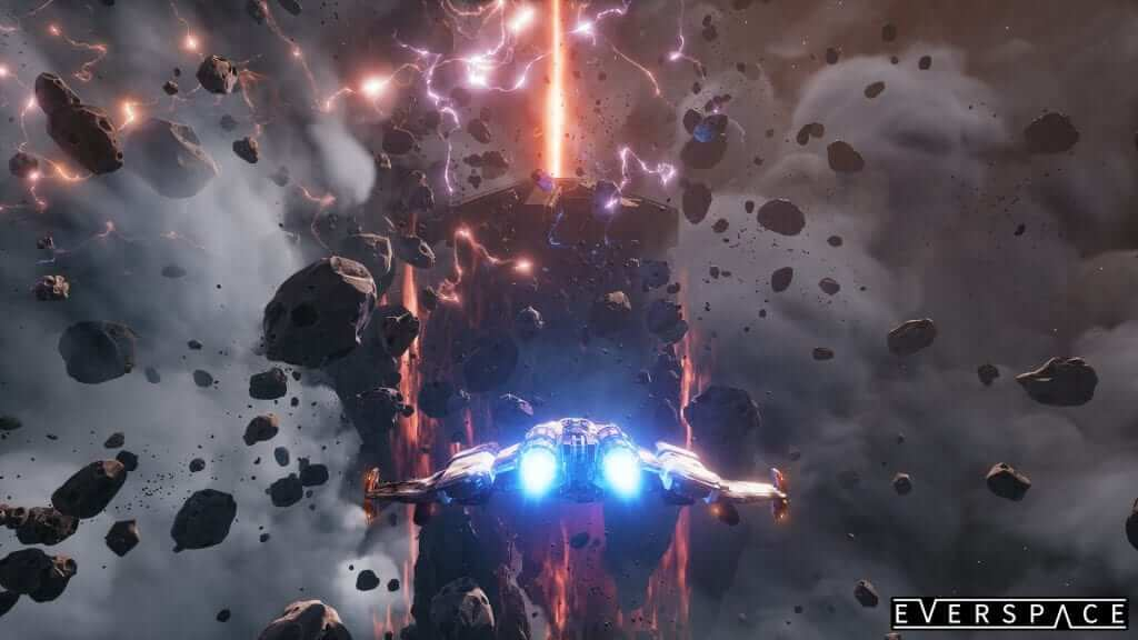 Everspace Blasts Out Of Early Access With New Launch Trailer
