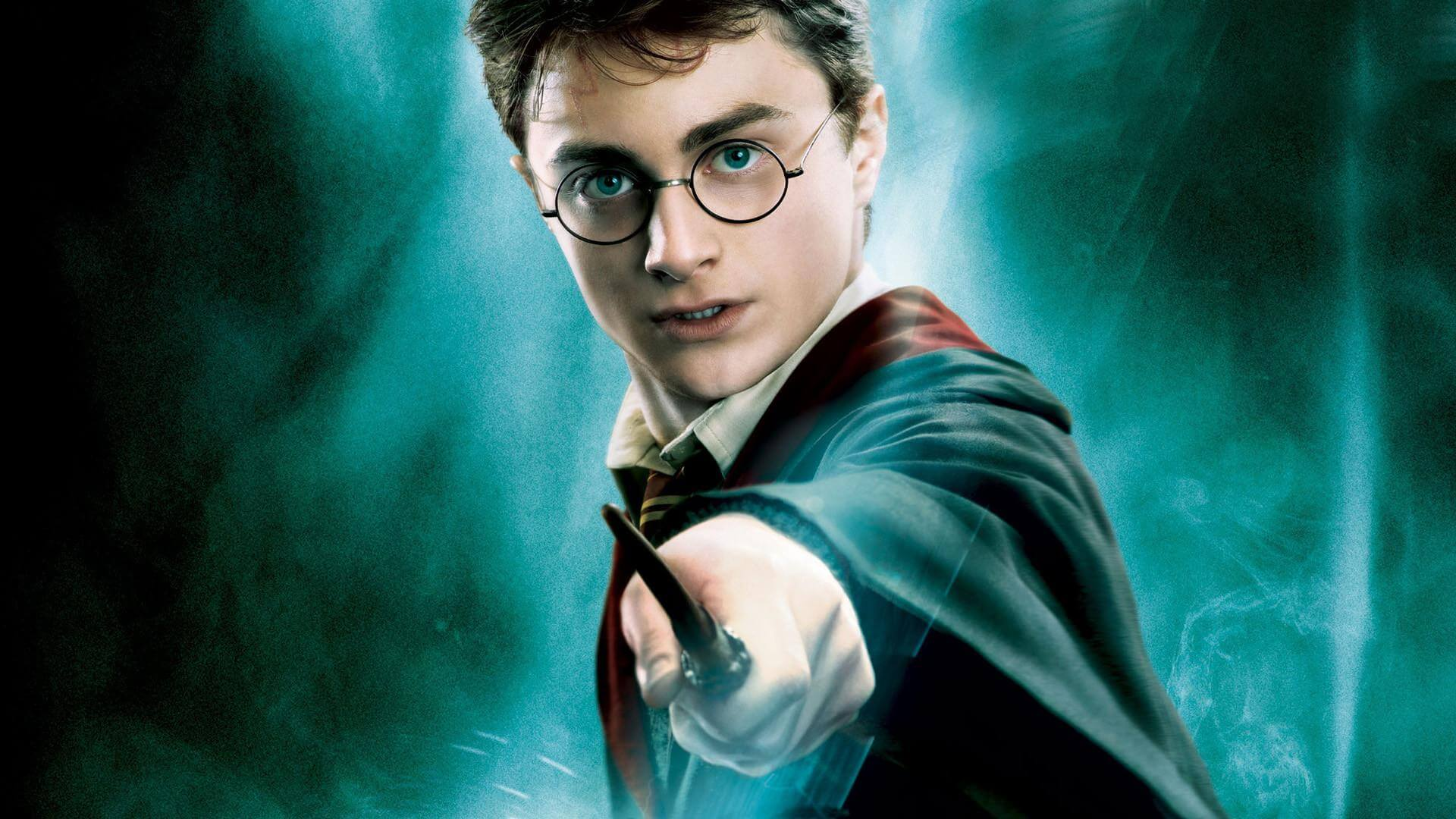 Handwritten Harry Potter Prequel Stolen