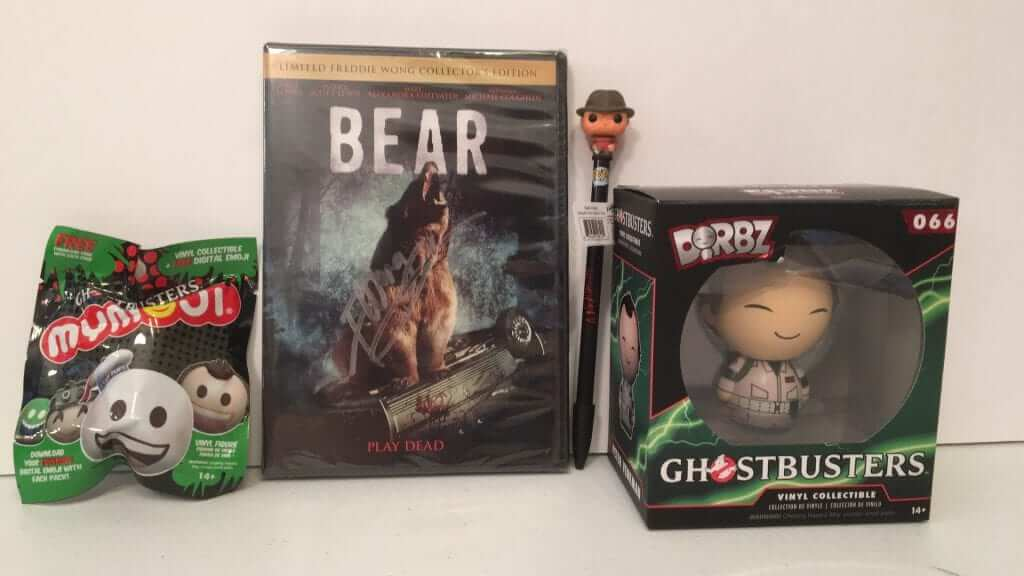 Box of Dread: Your Monthly Horror Experience in a Box - Review