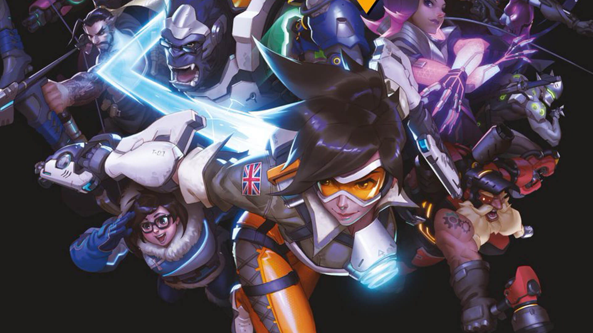 Overwatch Anthology and Art Book Coming This Fall