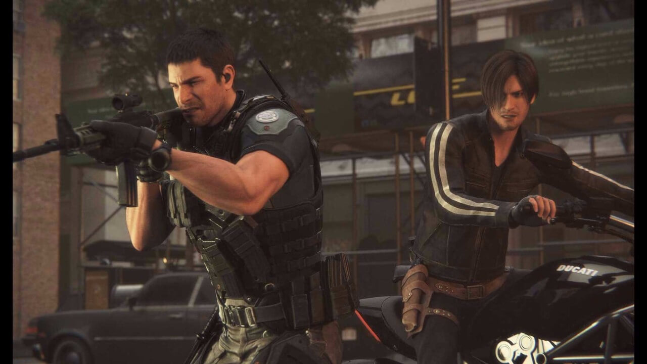 Resident Evil: Vendetta Gets a Release Date