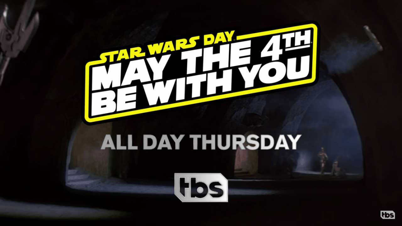 Star Wars: TBS To Air The First Six Movies On May 4