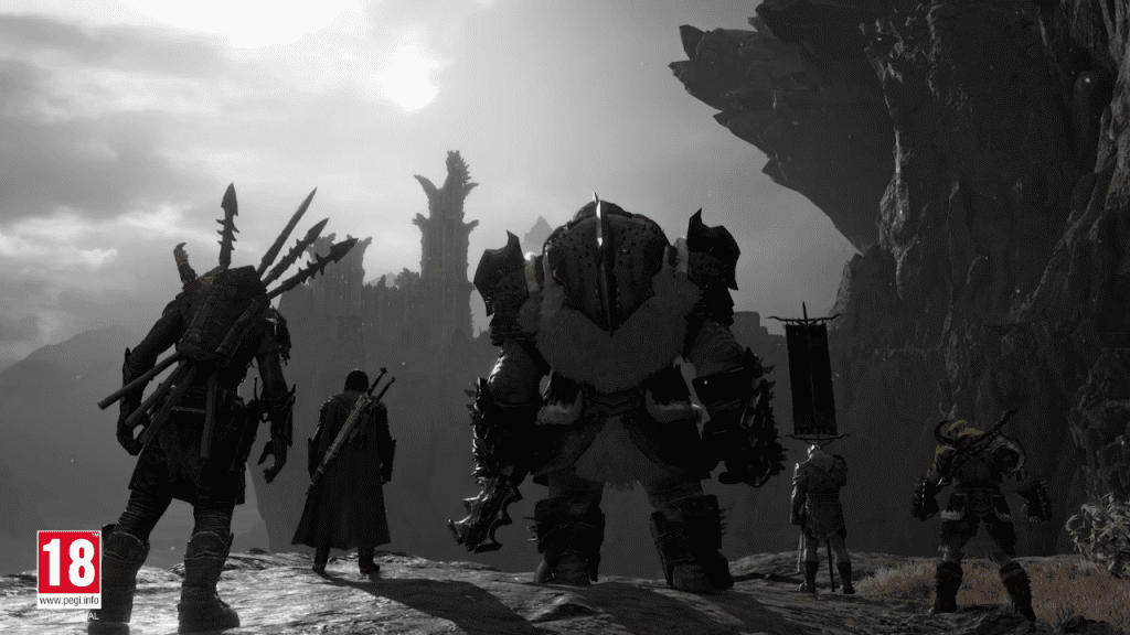 Middle-earth: Shadow of War Shows of It's Vast Open World In New Trailer