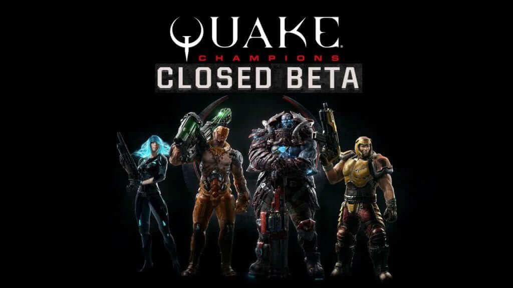 Quake Champions: Closed Beta Impressions