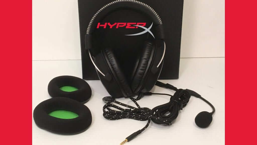 HyperX CloudX Pro Gaming Headset Review