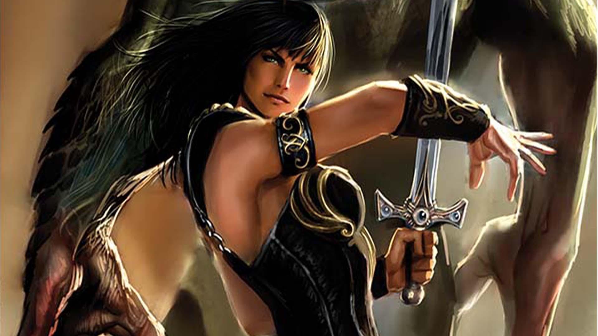 Xena: Warrior Princess Omnibus Vol. 1 Review