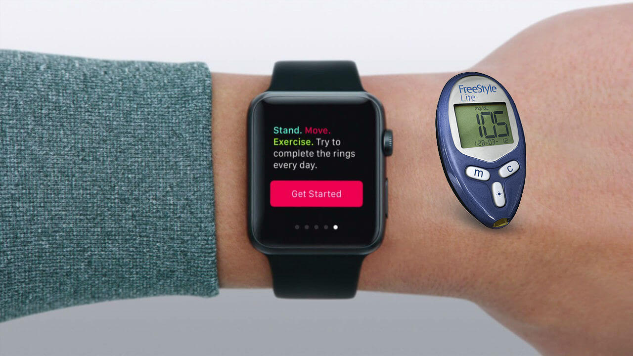Apple is Testing a Glucose Tracker to Work With Their Watches