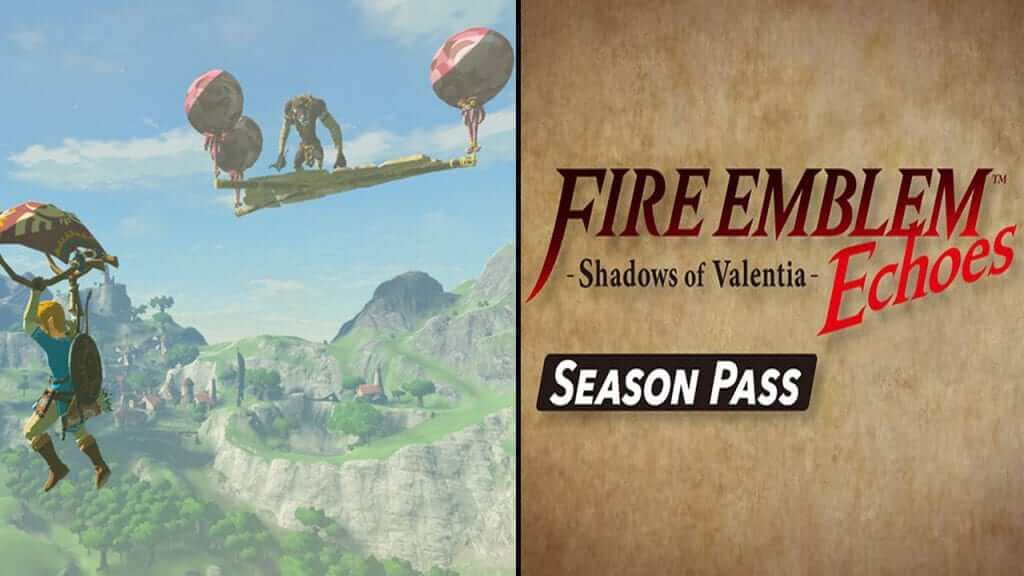 Nintendo Details Incoming DLC for Fire Emblem and Zelda