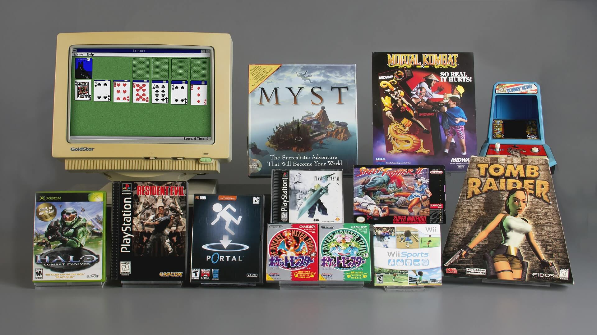Why Are Games Inducted Into The World Video Games Hall Of Fame?