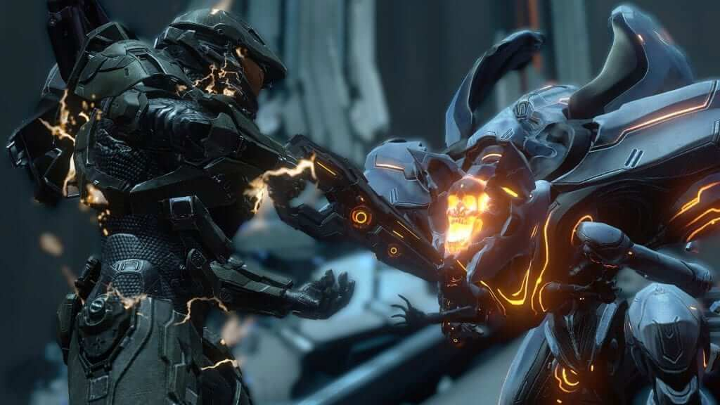 Microsoft Won't Showcase Halo 6 At E3 In June