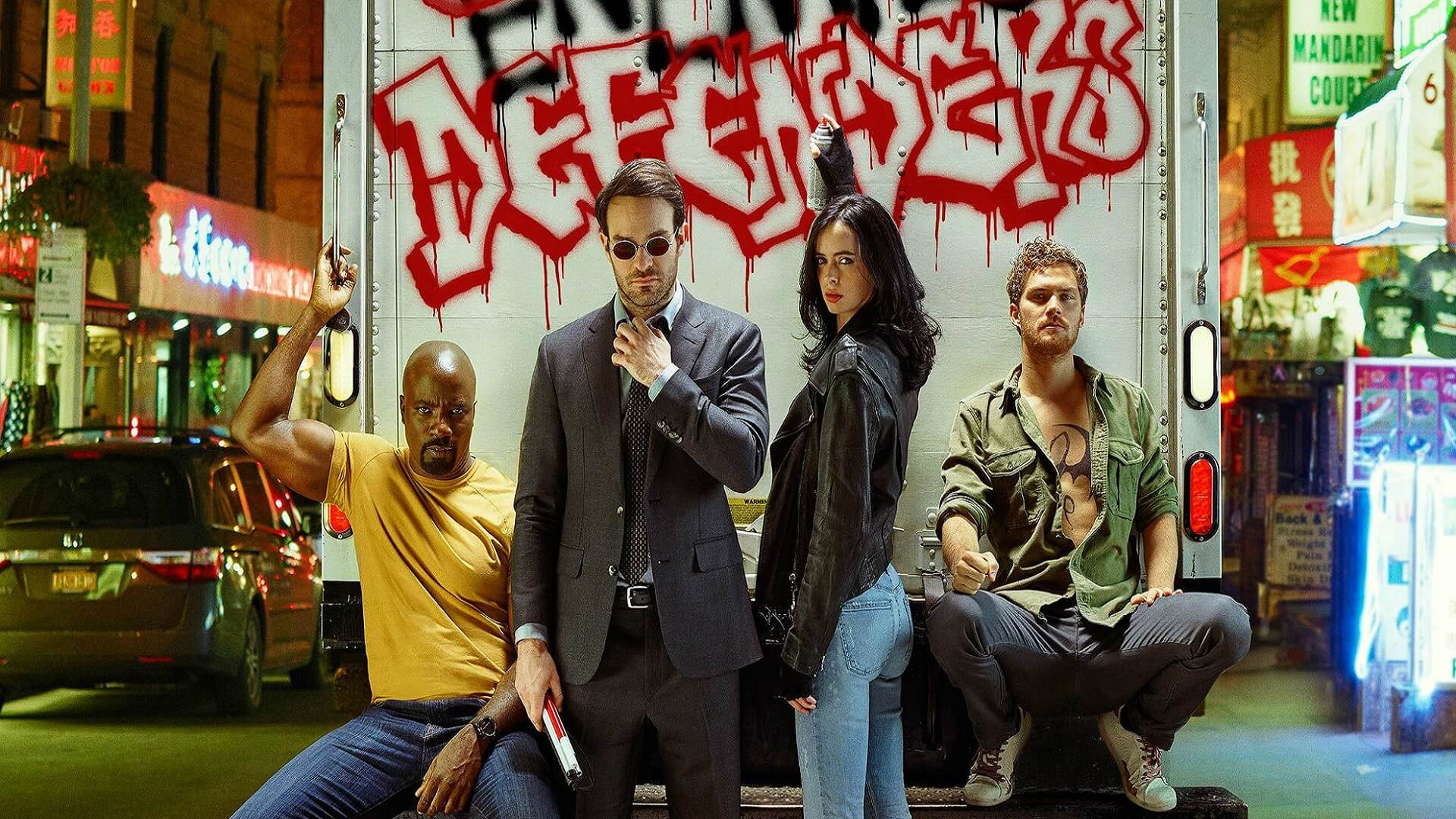 First Official Trailer For The Defenders Has Arrived