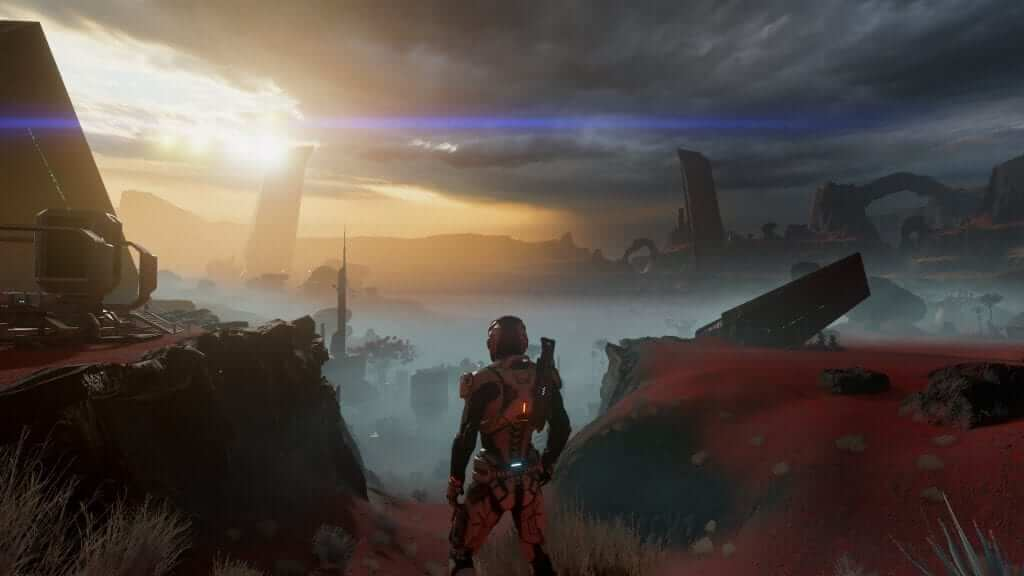 Mass Effect Franchise Halted by BioWare