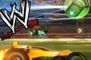 Rocket League and WWE Team Up For the Foreseeable Future