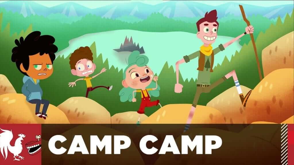 Roosterteeth Posts The First Trailer for Camp Camp Season 2
