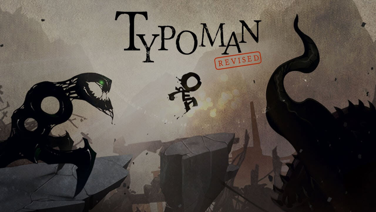 IndieBox:  Typoman Revised Collector's Edition - Review