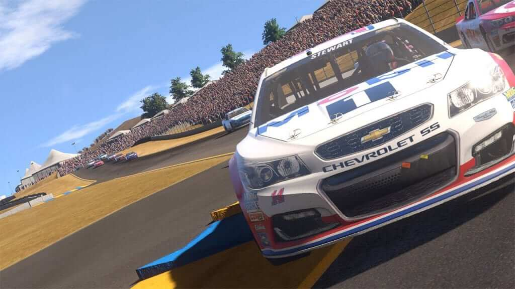 NASCAR Heat 2 Will Release This September, Cover Decided by Fan Vote