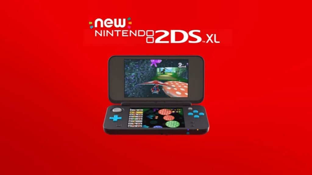 New 2DS XL: Rumors of A New Nintendo Portable Were...Sorta True