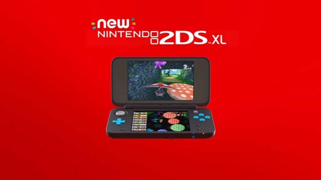 New 2DS XL: Rumors of A New Nintendo Portable Were...Sorta True