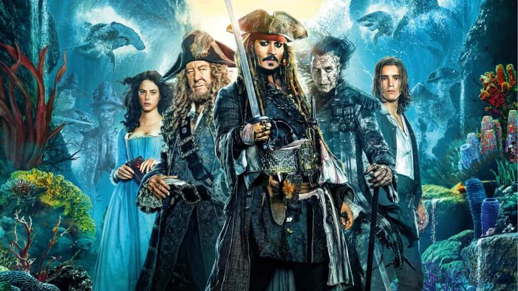 Newest Pirates of the Caribbean Film Being Held For Ransom