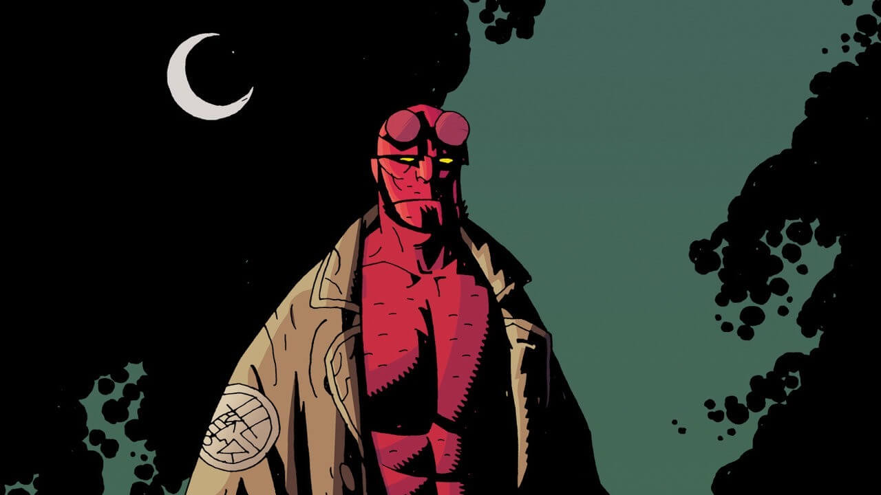 Hellboy Reboot Confirmed, Won't Feature Del Torro or Ron Perlman
