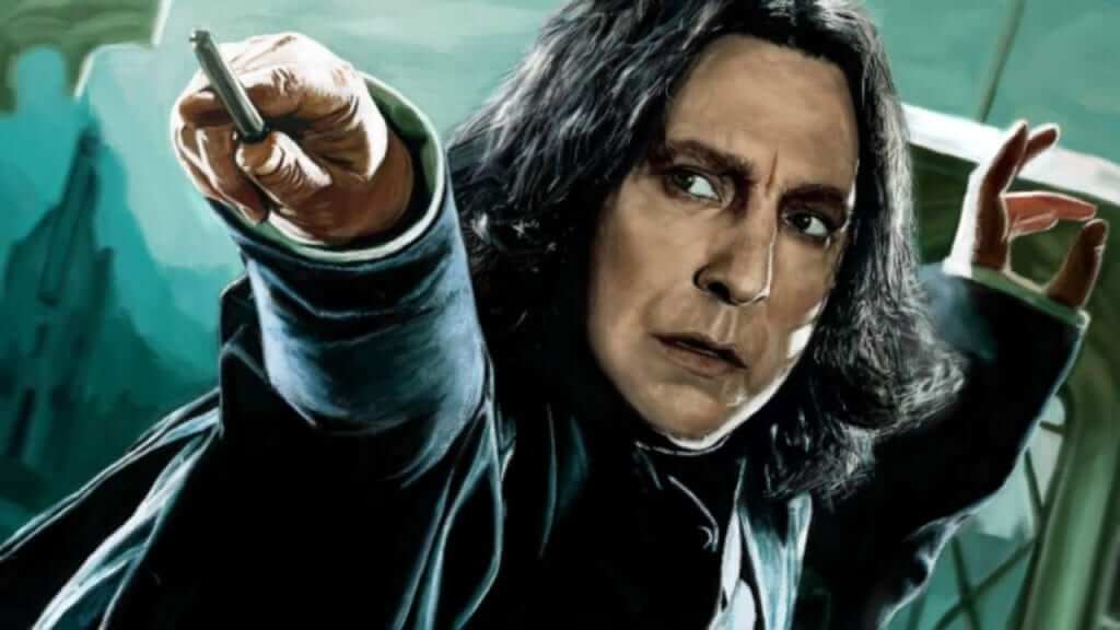 JK Rowling Tweets Apology for Killing Severus Snape in Harry Potter