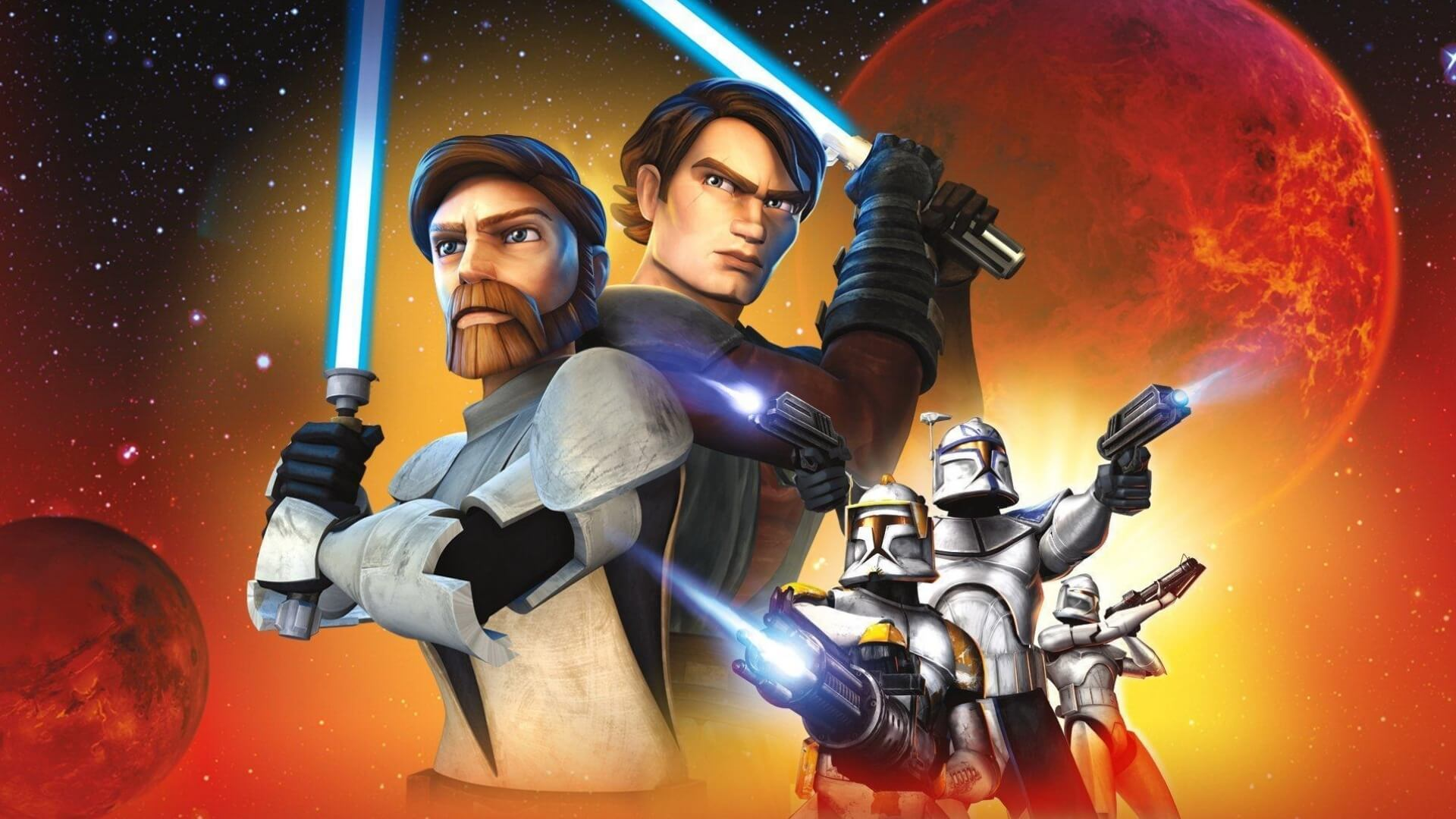 Star Wars: The Clone Wars - Season 1 Review