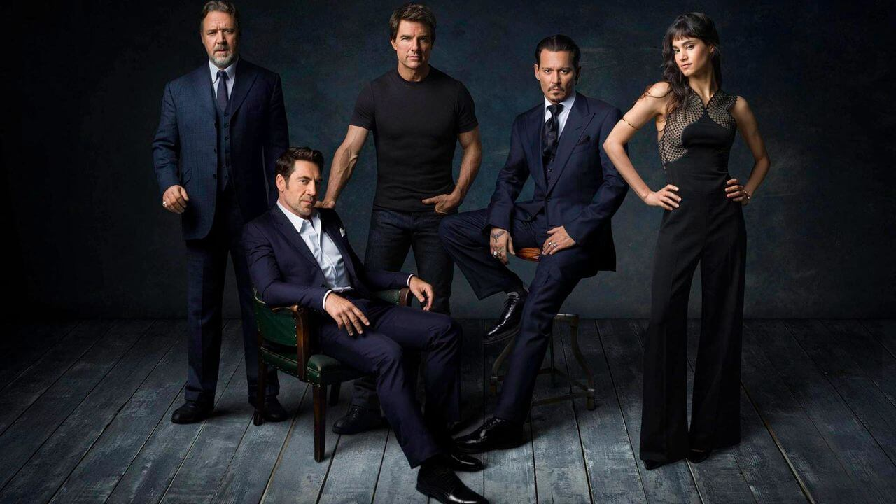 "The Mummy Kicks Off The Universal ""Dark Universe"""