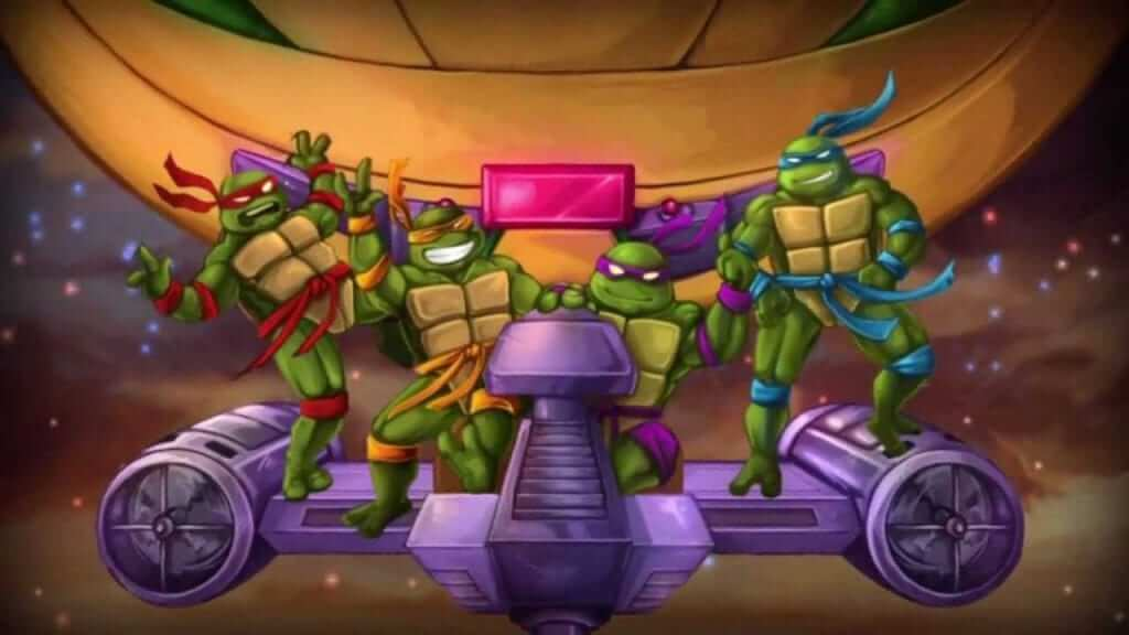 Speedrun Fast: TMNT: Turtles in Time