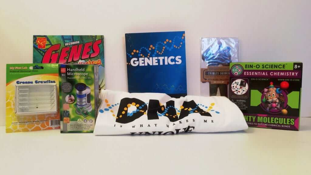 Supply Pod: All About Genetics and DNA - Review