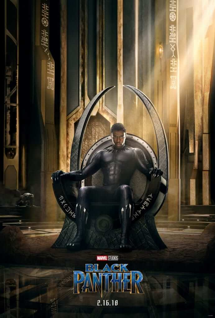 black panther-marvel-poster
