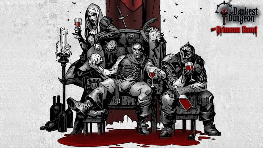 Darkest Dungeon: Crimson Court DLC Review