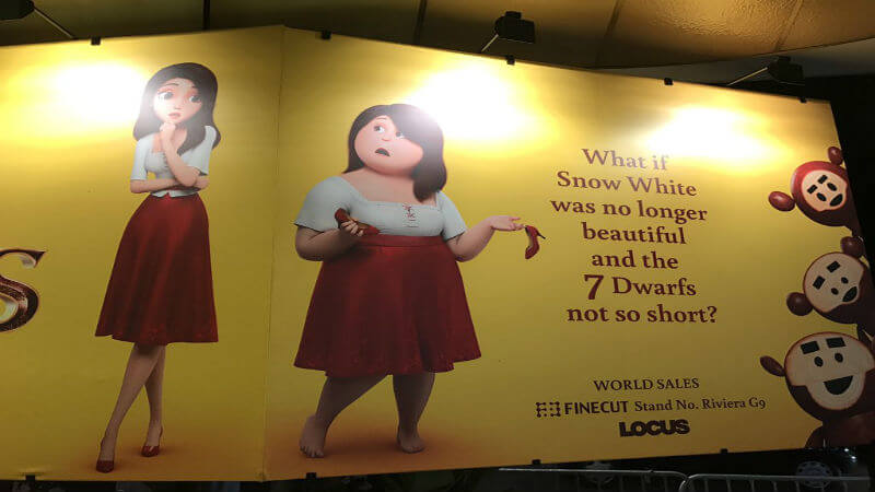 Snow White Movie Getting Trashed For Fat Shaming