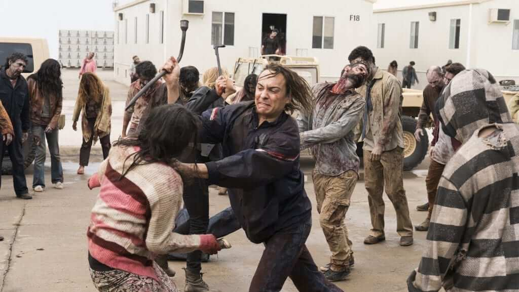 Fear the Walking Dead: Season Three Premiere Review