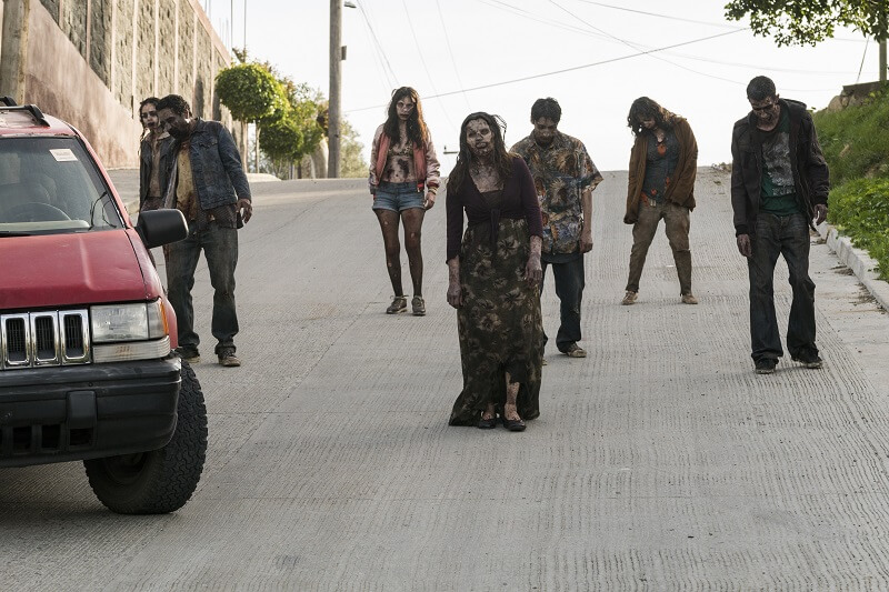 Infected - Fear the Walking Dead _ Season 3, Episode 4 - Photo Credit: Richard Foreman, Jr/AMC