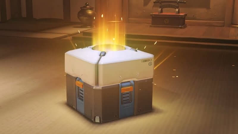 Overwatch Lootboxes Tease Us All