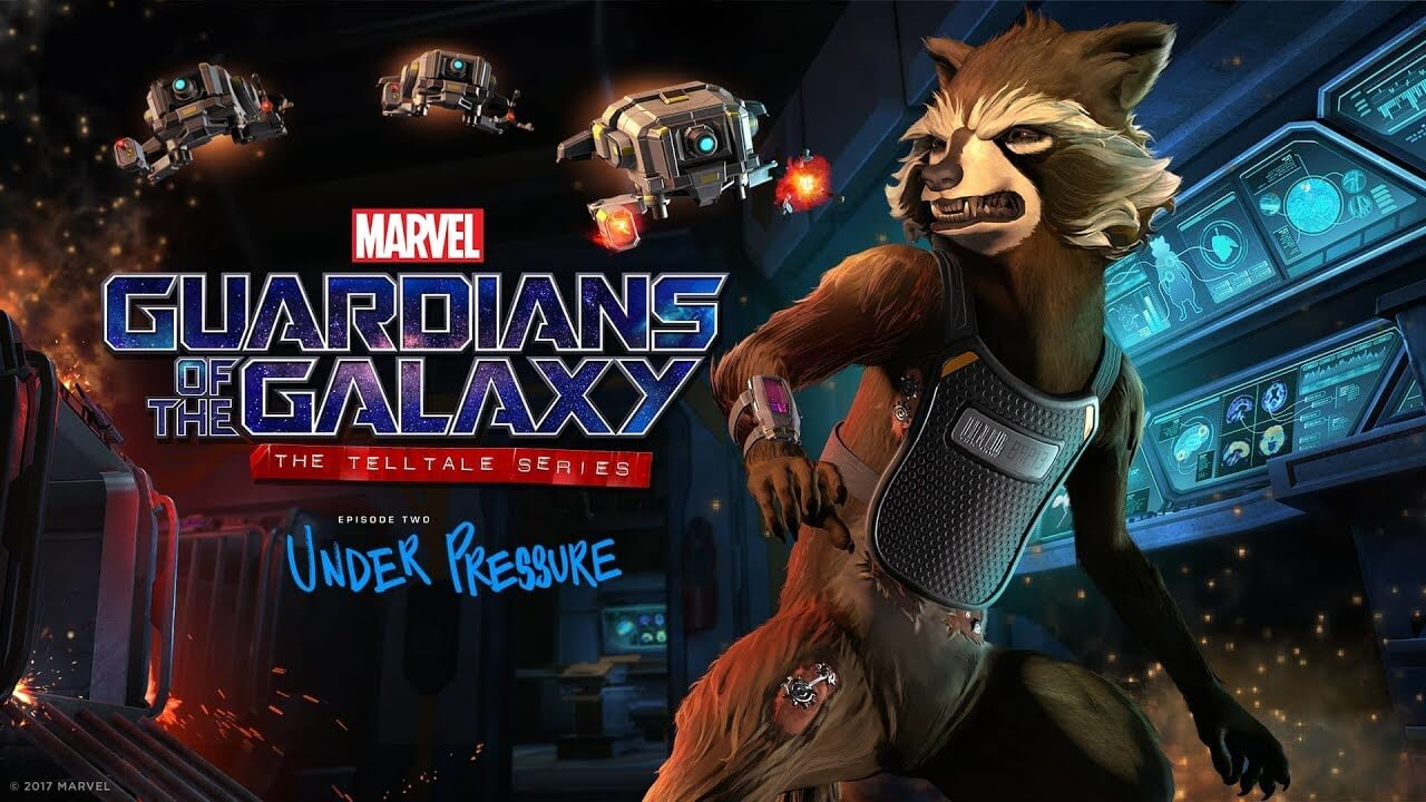Guardians of the Galaxy: The Telltale Series - Episode 2 Review