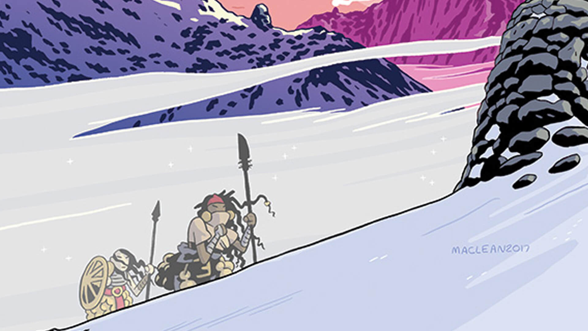 Head Lopper #6: Part 2 of the Crimson Tower Review