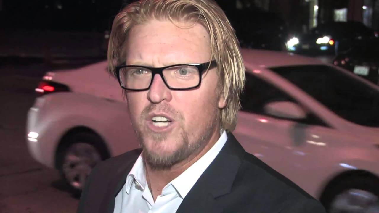 Jake Busey Confirmed As The Son Of Gary Busey's Predator 2 Character
