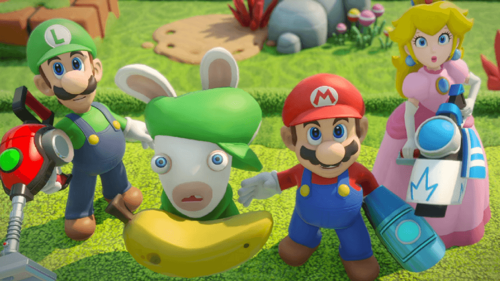 E3 2017: Mario + Rabbids Kingdom Battle Revealed