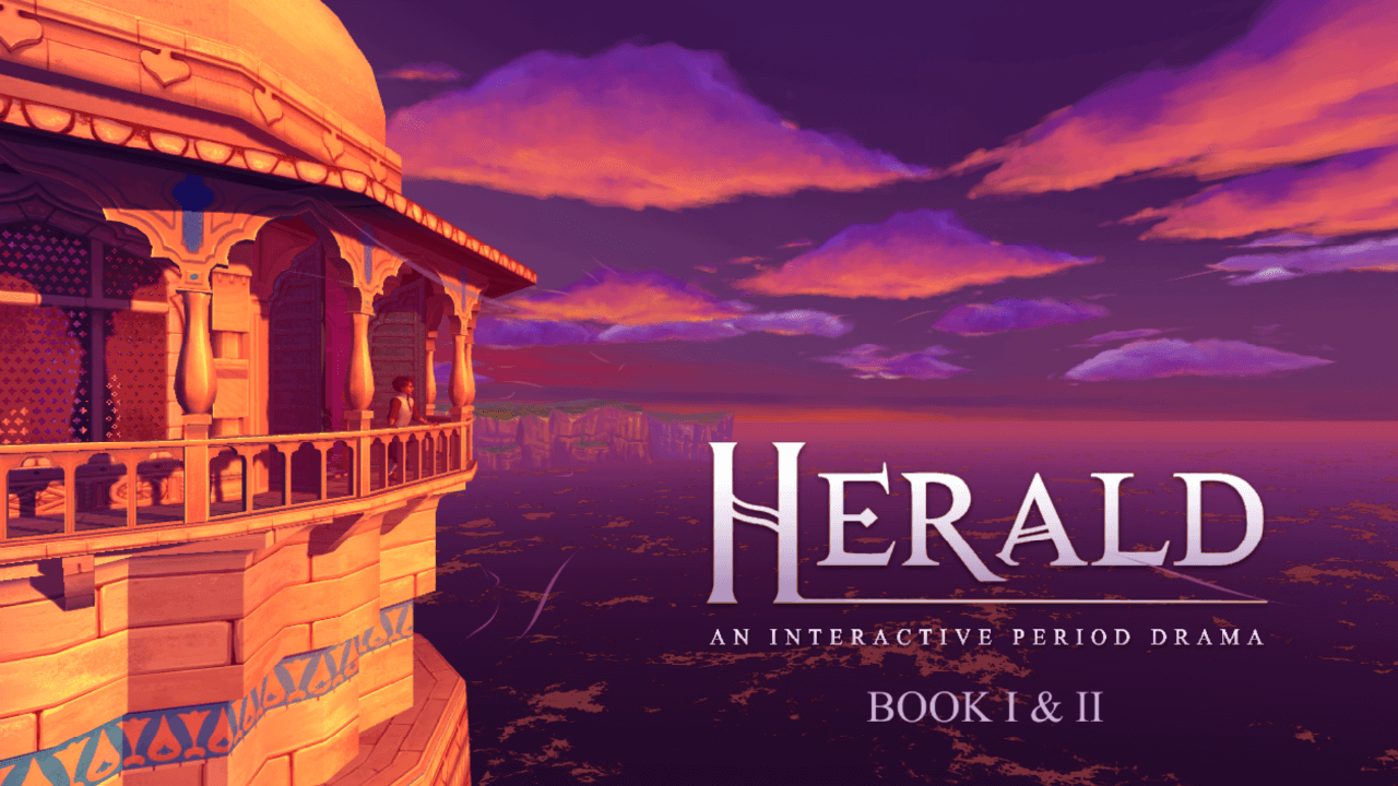 Herald: An Interactive Period Drama - Book I & II Review