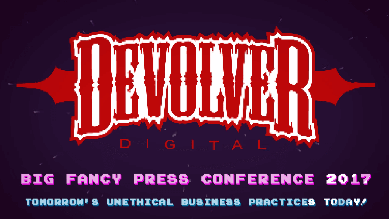 E3 2017: The Mayhem You Missed at the Devolver Digital Conference