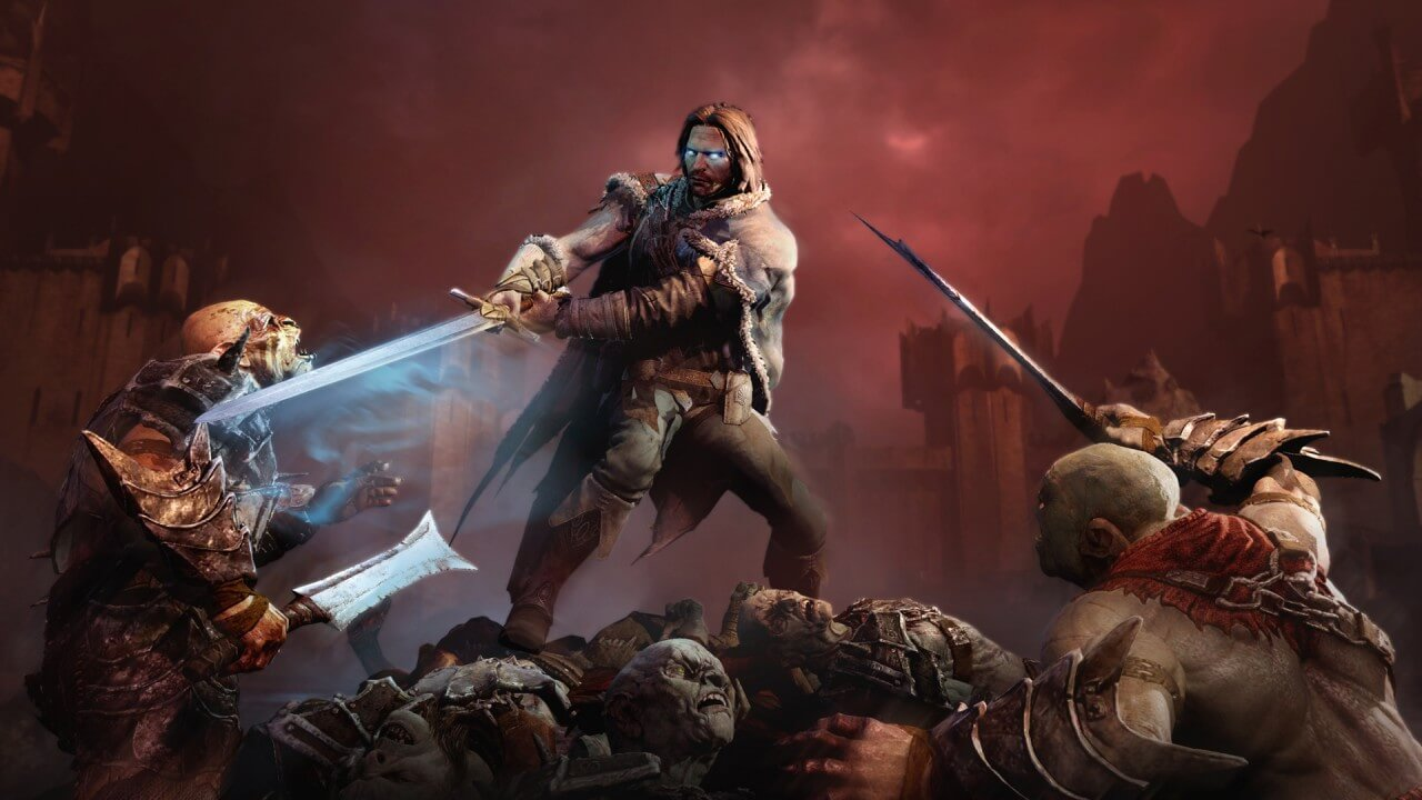 E3 2017: Middle-earth: Shadow of War Gameplay Shown